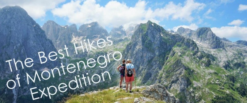 Best Hikes of Montenegro