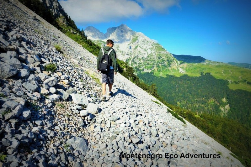 5 reasons why taking a local guide is a great idea when going hiking in Montenegro