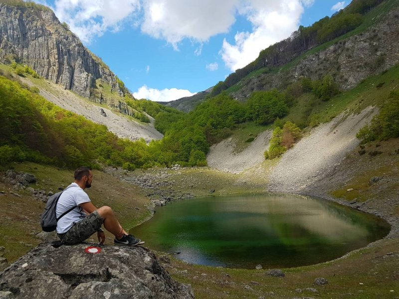 Nik's favorite hike in Montenegro