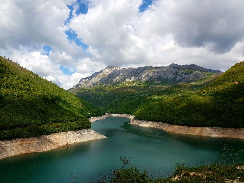 hiking montenegro